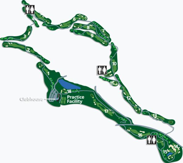 Quail Course Overview Map