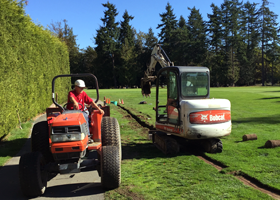 On-Course Renovations offer Green Fee Savings