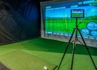 Indoor Winter Golf Instruction