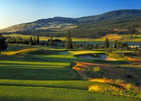 Spring Trial at the Okanagan Golf Club