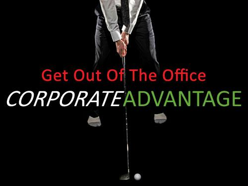 Corporate Advantage - GolfBC's Networking Golf Program